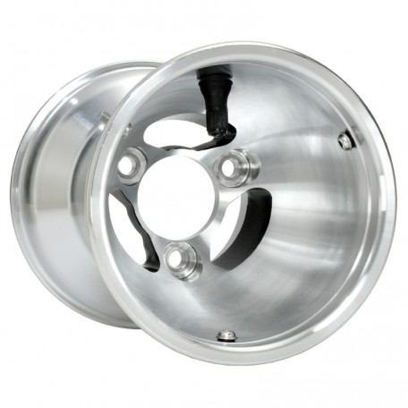 Aluminium rear wheels