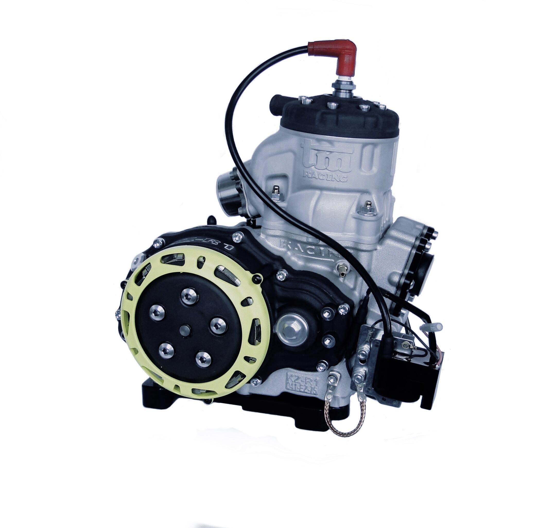 Tm KZ-E1 engine and spare parts