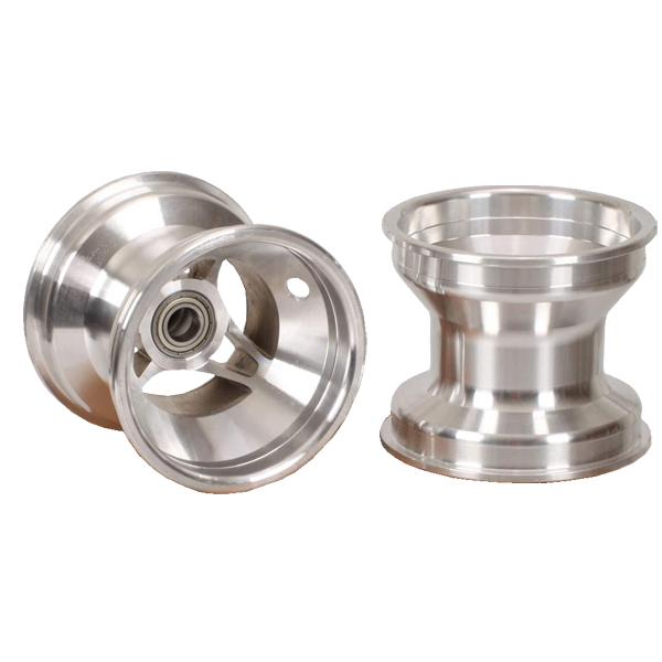 Compete Aluminium wheels set
